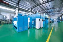 FLL-BG116型水刺非织造布生産線